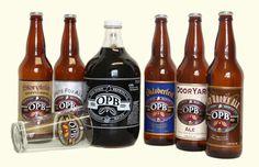 Oak Pond Brewery Skowhegan, Maine  http://www.oakpondbrewery.com