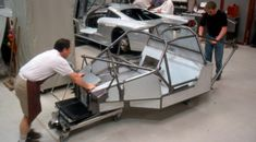 High Performance Cars, Performance Parts, Proof Of Concept, Space Frame, Car In The World, Race Cars, Super Cars, Racing, Club