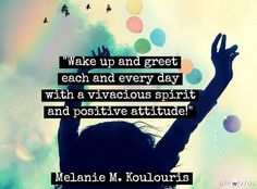 Its time to greet a new day ! #wakeup #positive #gratitude