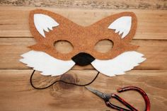 THIS IS SADIE, with an interview with Sara O'Leary + fox masks!