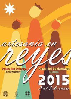 Feria de Artesanía en Reyes 2015