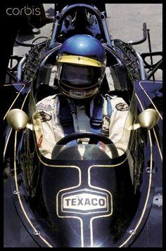f1 Ronnie Peterson-Lotus 72D-Gran Premio de Brasil 1973-Interlagos-Image by © Phipps-Sutton Images-Corbis