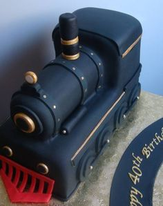 Trains Birthday Party, Train Party, Train Birthday Cakes, Train Cakes, Super Torte, Cakes For Men, Novelty Cakes, Cake Tutorial, Cake Creations