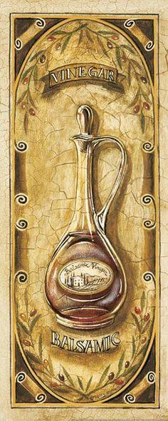 Vinagre Balsámico (Gregory Gorham)