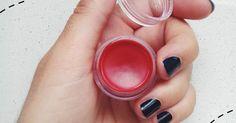 DIY - Rouge à lèvres fait maison