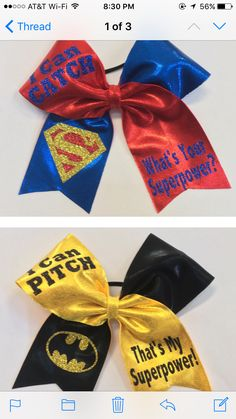Pitcher catcher softball bows - Hairstyles For All Softball Hair Bows, Softball Party, Softball Cheers, Softball Crafts, Softball Quotes, Softball Shirts, Softball Pictures, Softball Players, Girls Softball