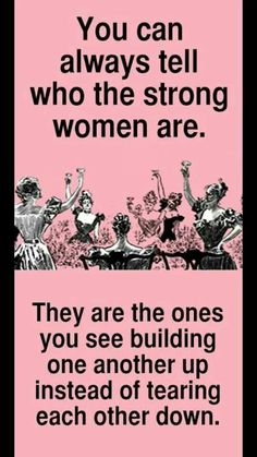 So thankful that I'm surrounded by women like this now!