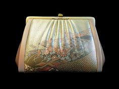 Products From Japan With Love: Gorgeous Kimono Clutch With Chain Strap Option Per...