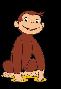 Curious George Printables and games | Birthday party ideas