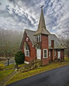 Sweet little country church
