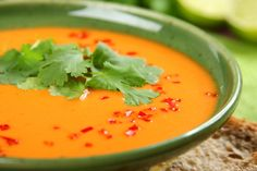 Soup Recipes, Diet Recipes, Cooking Recipes, Garam Masala, Polish Recipes, Polish Food, Thai Red Curry, Food And Drink, Yummy Food