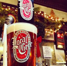 tis the season to spread #localcheer ! #finnegans #drinklocal
