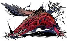 Odogaron Monster Hunter Memes, Monster Hunter World, Fantasy Creatures, Mythical Creatures, Armor Female, Monster Hunter 4 Ultimate, Monster Sketch, Fantasy Beasts, Beautiful Dragon