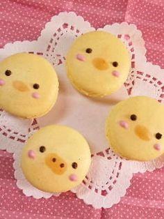 Kiiroitori Macarons