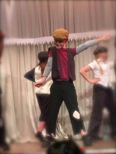 boys can dance too!