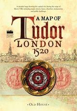 Show details for Historical Map of Tudor London, c.1520