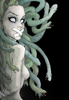 Want to discover art related to medusa? Check out inspiring examples of medusa artwork on DeviantArt, and get inspired by our community of talented artists. Sketches, Character Design, Character Art, Drawings, Fantasy Art, Illustration Art, Art, Pop Art, Medusa Art