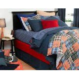 Tommy Hilfiger Garment Washed Denim Twin Duvet Cover (Kitchen)By Tommy Hilfiger