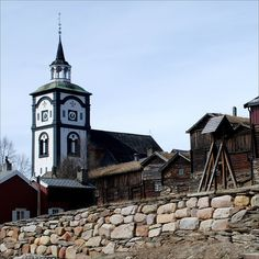 Røros is an old and very beautiful mining town and municipality in Sør-Trøndelag county, Norway http://www.roros.no/