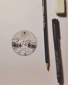 #blackandwhite #naturedrawing #dotart #instaart #instanature #pencildrawing
