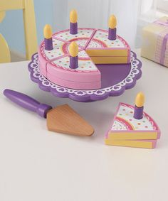 Kidcraft Birthday Cake $20