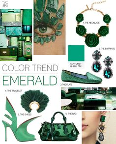 Trends // Emerald - The Key ItemThe Key Item