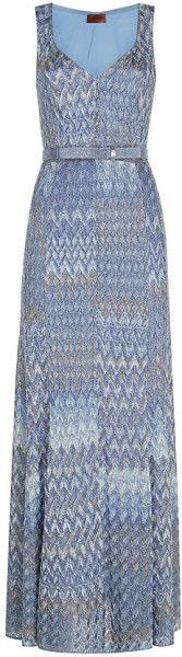 Love this: Lurex Gown MISSONI dressmesweetiedarling