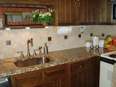 Unique kitchen backsplash designs
