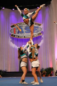 The Cheerleading Worlds Cheer Extreme Senior Elite