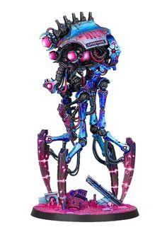 Warhammer 40k Necrons, Warhammer Paint, Warhammer Models, Warhammer 40k Miniatures, X Wing Miniatures, Fantasy Miniatures, Diorama, Optimus Prime Toy, Wood Elf