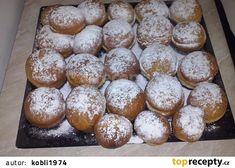 Czech Recipes, Pretzel Bites, Quiche, Muffin, Food And Drink, Bread, Baking, Breakfast, Sweet