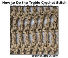 Crochet Stitches American Vs English : ... Pinterest Crochet Symbols, Learning To Crochet and Crochet Stitches