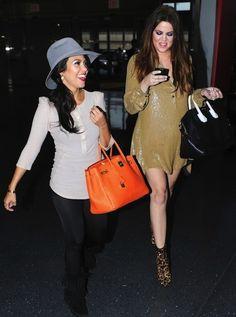 Kourtney Kardashian – Style Post: Hat Happy | Kourtney Kardashian