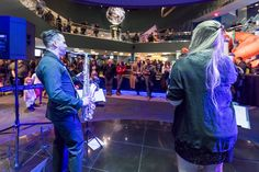 Friday Night Jazz every 2nd Friday - Ripley's Aquarium of #Canada. #Toronto