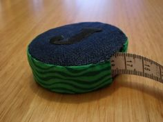 Covered Tape Measure Tutorial