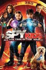 Poster de la pelicula Mini Espias 4 (Spy Kids 4)