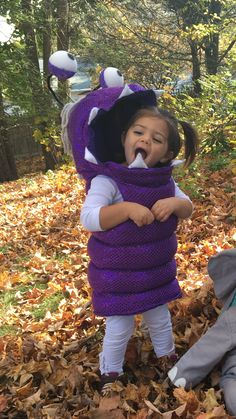 Boo boo costume Monsters Inc