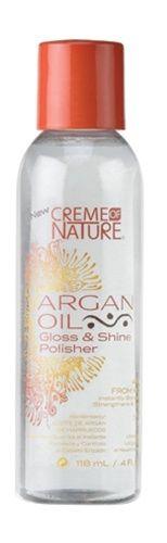 Creme of Nature Argan Oil Gloss & Shine Polisher