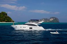 Awesome Yachts | Moon Breeze P64