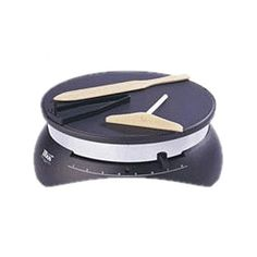 Electric Crepe Maker- could use this tonight.... I'm making crepes for diner!