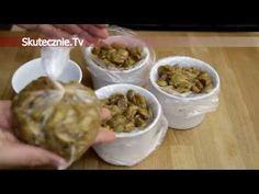 Jak przechowywać grzyby leśne - YouTube