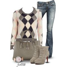 sweater vest woman - Google Search