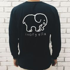 4c42b0e2f Standard Jet Black Classic Print – Ivory Ella