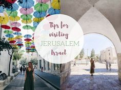 Jerusalem was my first place to explore in Israel and I'm glad of that. It's much easier to navigate than huge Tel Aviv and has a smaller town vibe making it a place you can ease into Israel. Visiting Jerusalem Israel For me there wasn't much to ease into. A guide asked what I thought