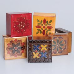 painted box - Google Search