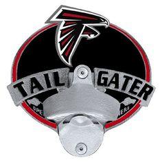 New! Atlanta Falcons Tailgater Hitch Cover #AtlantaFalcons