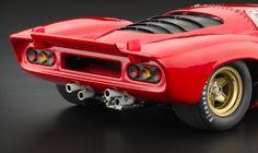 CMC 1/18 Modellauto Ferrari 312P Berlinetta