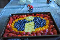 Disney Infinity Birthday Party