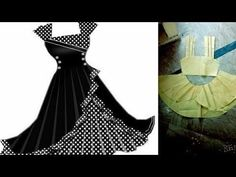 STYLISH DRESS CUTTING SIMPLE AND EASY METHOD - CUTTING TUTORIAL - YouTube