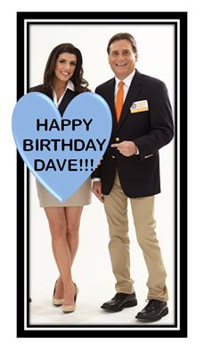 Happy Birthday Dave Sayer ....And many more ! (Smiles)